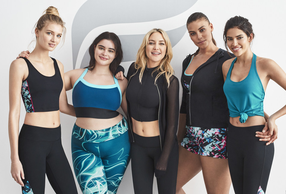 Fabletics Co-Founder Kate Hudson Announces Expansion Into Extended Sizes