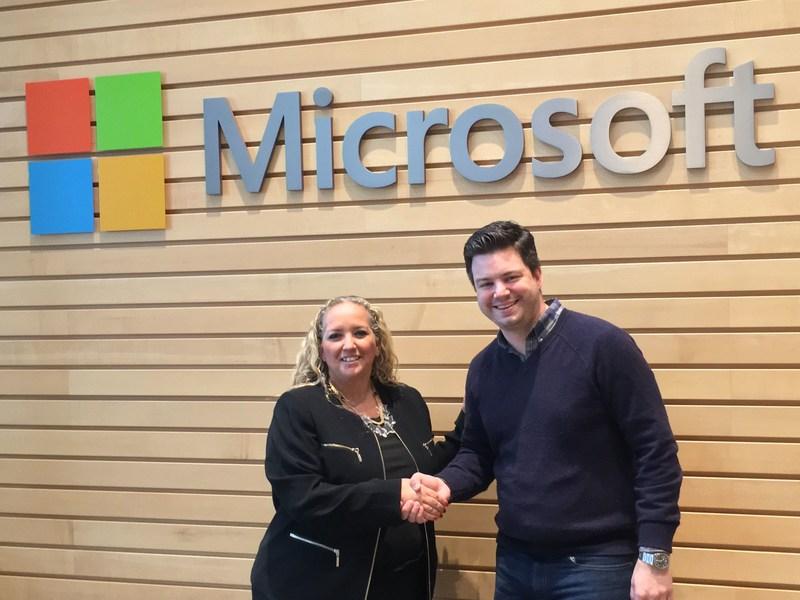 Shelly Landsmann - General Manager, Microsoft Israel and Kit Merker - VP Business Development, JFrog
