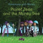 Ally Introduces Fun, Futuristic Children's Book to Help Teach Kids About Money