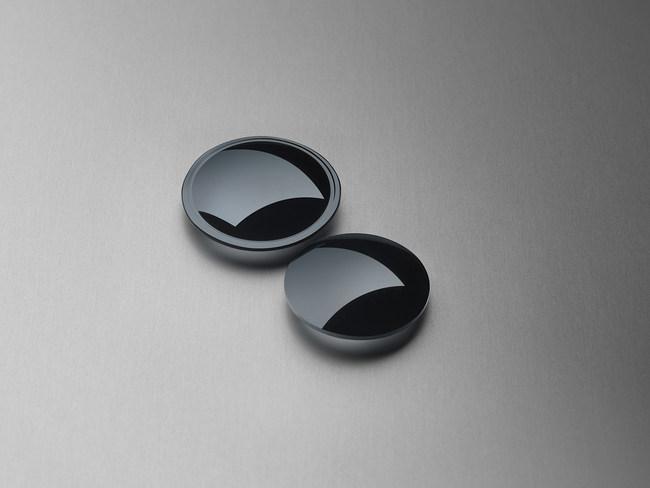 Chalcogenide IR glass lenses, precision molded by FISBA