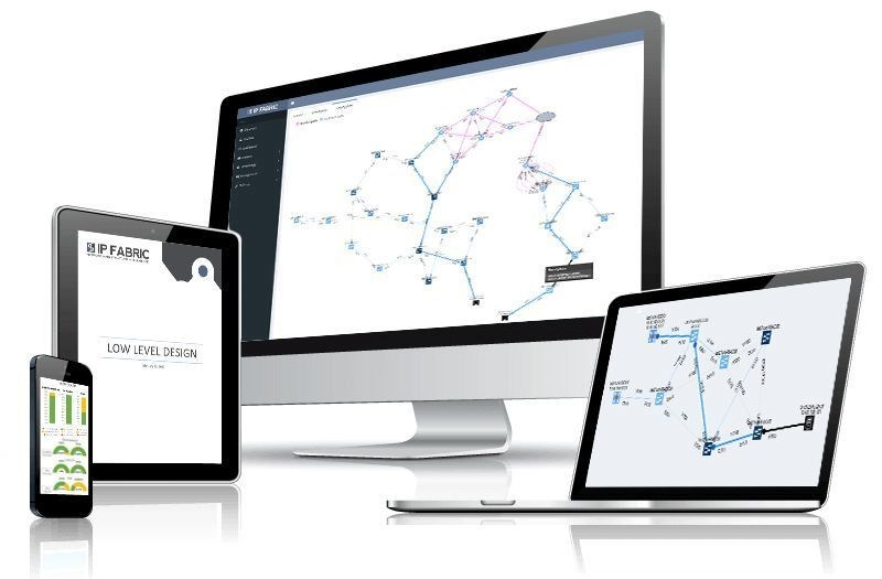 IP Fabric Network Infrastructure Management Platform (PRNewsFoto/IP Fabric)
