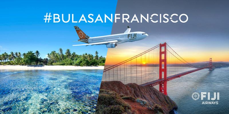 Fiji Airways Extends SFO Seasonal Flights to Year-Round