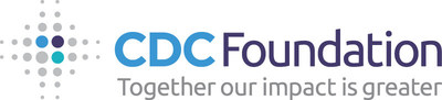 CDC Foundation Logo (PRNewsfoto/CDC Foundation)