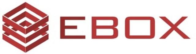 Logo: EBOX (Groupe CNW/EBOX)