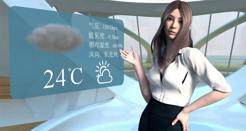 """Vivi"", the AI assistant of iQIYI's 4K VR device ""Qiyu"""