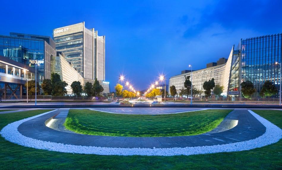 Suning Headquarters in Nanjing