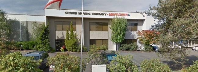 Crown Moving Headquarters - Tukwila, WA