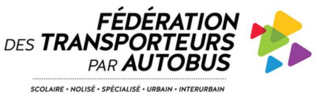 Fédération des transporteurs par autobus. (Groupe CNW/Fédération des transporteurs par autobus)