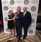 National Italian American Foundation Honors Vernon and Shirley Hill