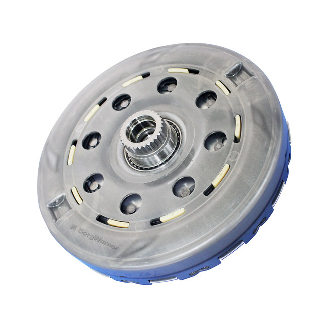 BorgWarner's advanced DualTronic(R) clutch and control module with integrated torsional vibration damper contributes to enhanced dynamic performance for numerous vehicles from ChangAn.