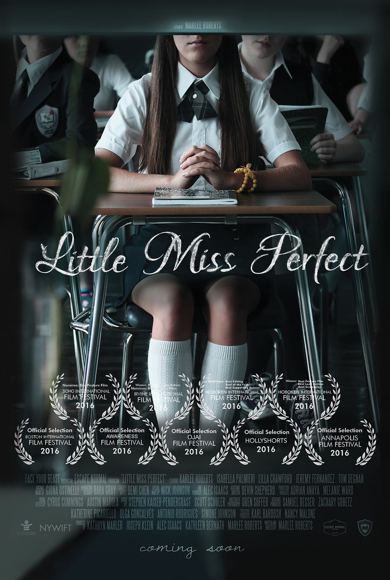 Little Miss Perfect Screening April 27 in Dallas