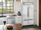 New, Strikingly Different Refrigerator Finishes From Jenn-Air