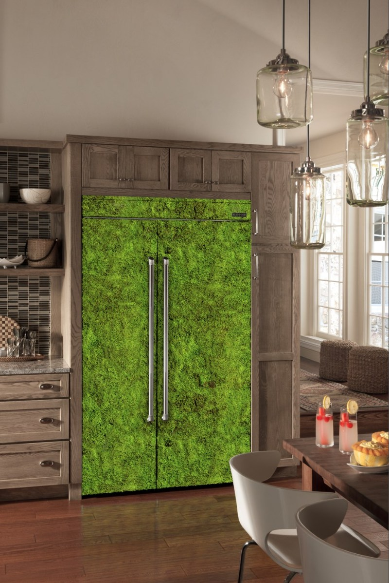 New Strikingly Different Refrigerator Finishes From Jenn Air