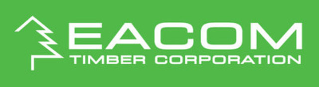 Logo : EACOM Timber Corporation (Groupe CNW/EACOM)