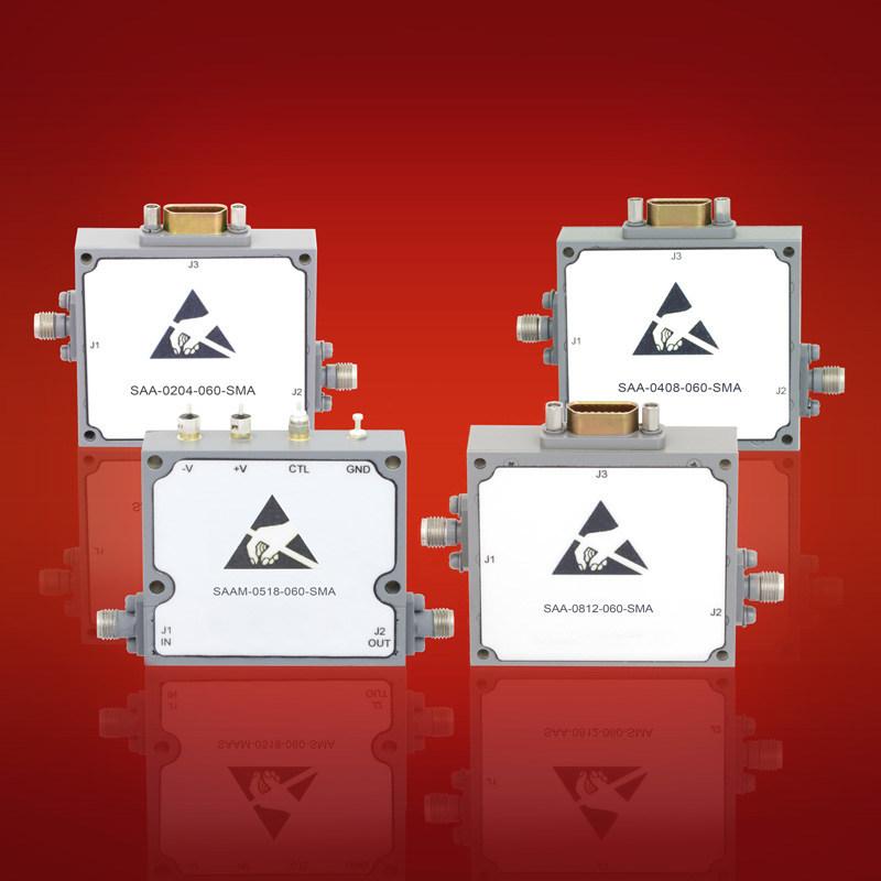 Voltage Variable Attenuators