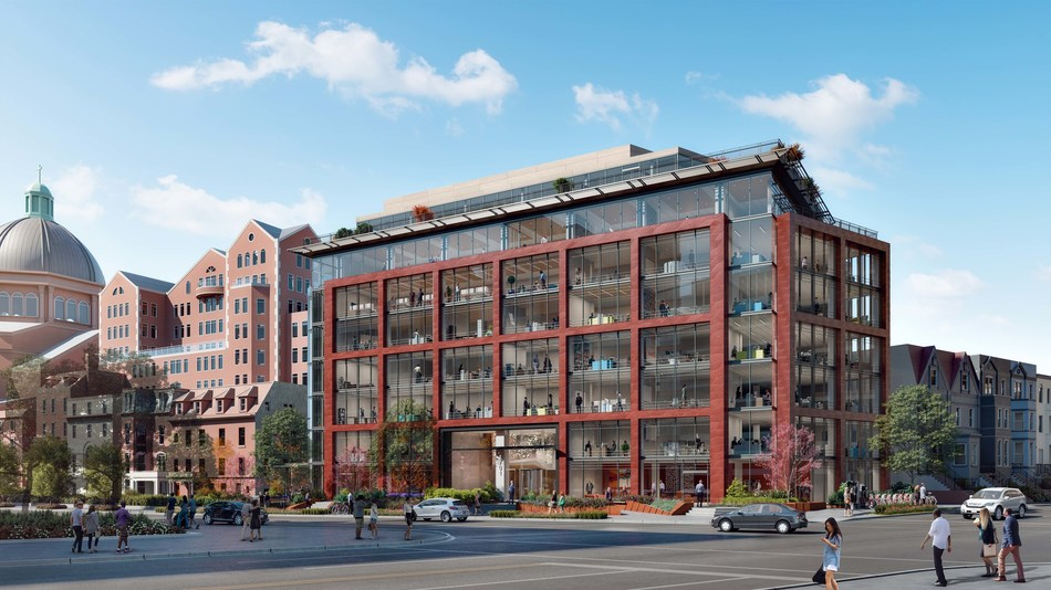1701 Rhode Island will deliver a contemporary, trophy property to DC's Central Business District