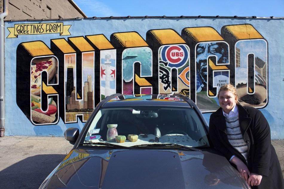 Project Lyft Chicago winner, Brittany Krawczyk