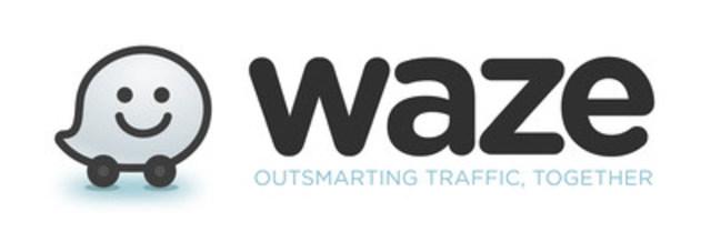 Waze logo (CNW Group/CHCH Television)