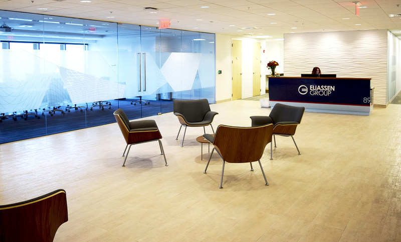 Eliassen Group's New Headquarters in Reading, MA