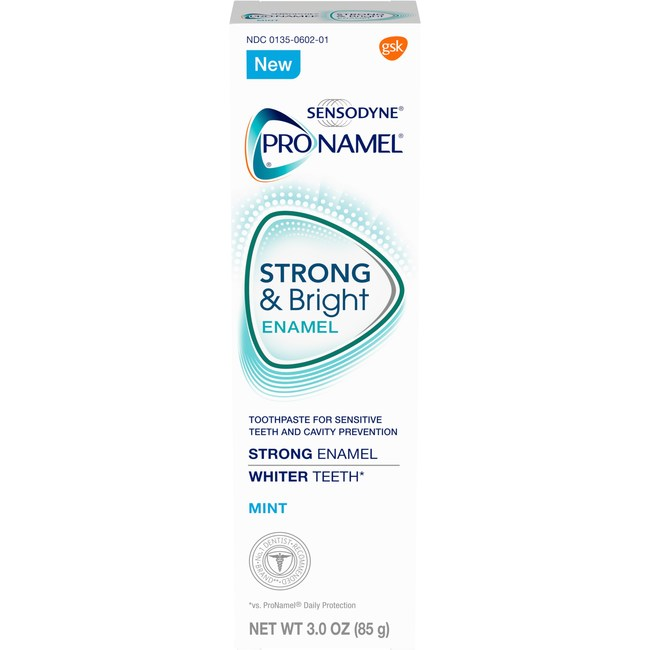 ProNamel Strong & Bright Enamel Toothpaste