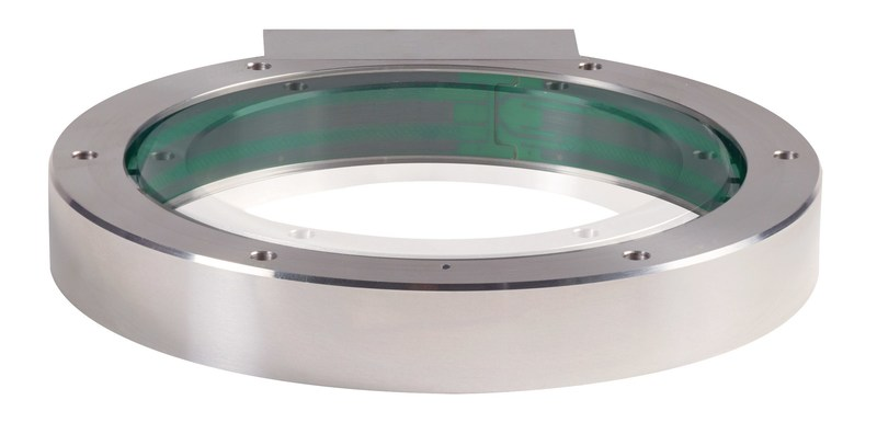 HEIDENHAIN's ExI 4000 series rotary ring encoder to preview at Chicago's AUTOMATE show on April 3-6.
