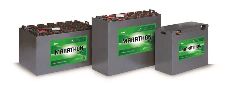 Exide GNB Marathon FPX Premium Flat Plate Batteries