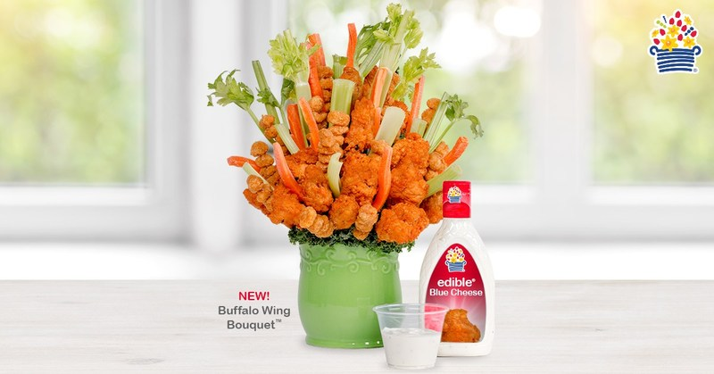 Edible Arrangements Buffalo Wing Bouquet(TM)