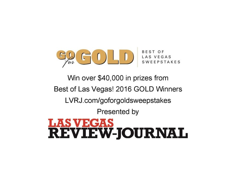 Enter Go For Gold Sweepstakes at lvrj.com/goforgoldsweepstakes