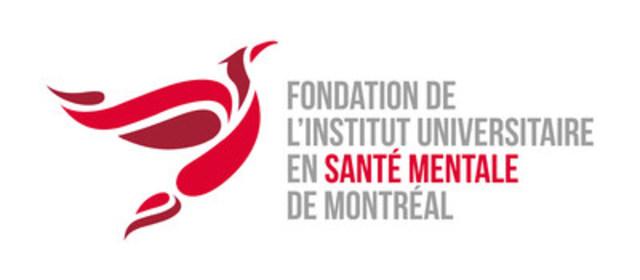 Logo : Fondation de l'Institut universitaire en santé mentale de Montréal (Groupe CNW/Fondation de l'Institut universitaire en santé mentale de Montréal)