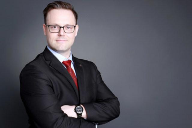 M. Marc-André Martin, président de l'APIGQ (Groupe CNW/Association professionnelle des ingénieurs du gouvernement du Québec (APIGQ))