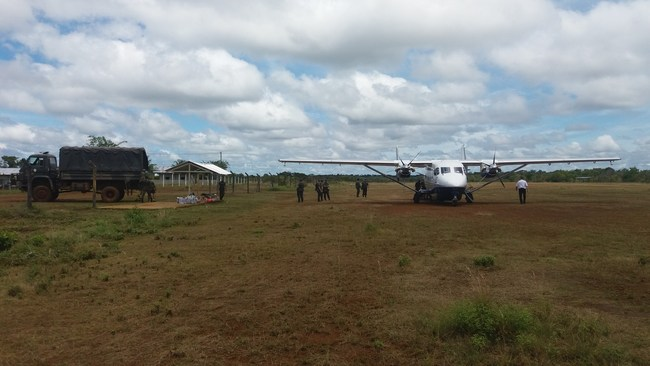 The Sikorsky-PZL M28 turboprop airplane has demonstrated short-takeoff and landings and tactical missions to the Brazilian Army as part of a two-month tour of Latin America.