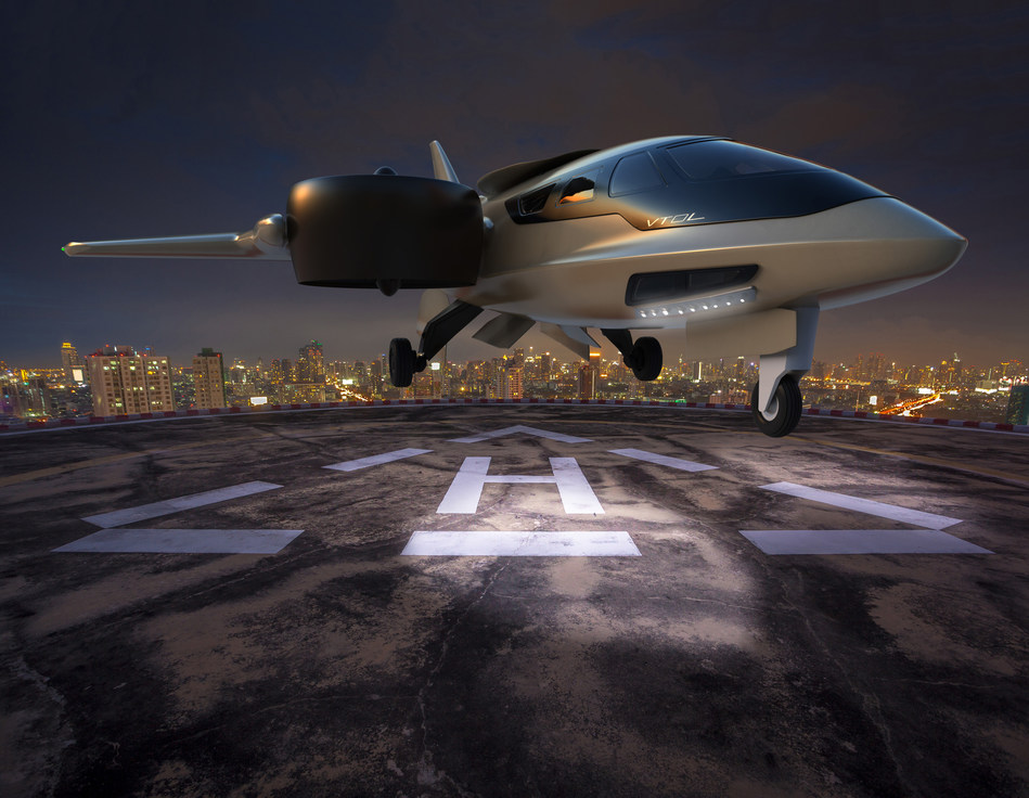 XTI Aircraft Company TriFan 600 Vertical Takeoff Airplane