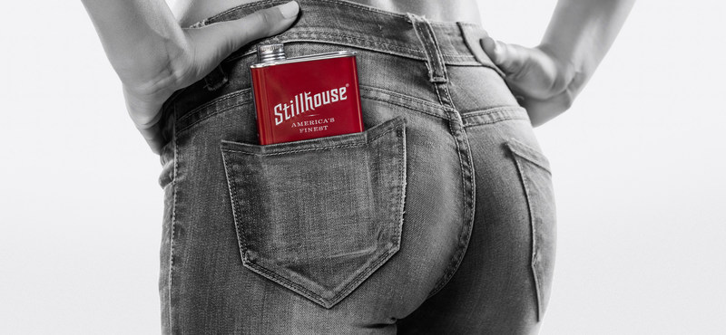 Stillhouse's new 375 mL can slides right in your back pocket and is perfect for when you're on-the-go.