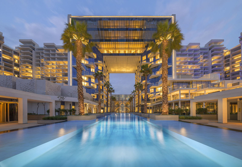 Image of Viceroy Palm Jumeirah Dubai, Viceroy Hotel Group's stunning new beachfront resort at the center of Dubai's thriving hospitality landscape
