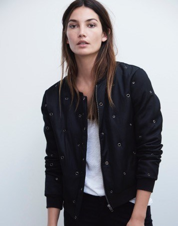 Collaboration with Lily Aldridge