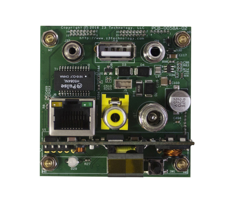 HE4K-DCK-10 and HE2K-DCK-10 H.265 Encoder Modules are Compliant with ONVIF Profile S.