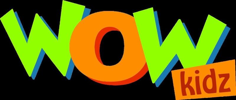 WowKidz Logo (PRNewsFoto/Cosmos-Maya)