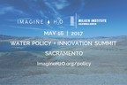 Imagine H2O Announces Winners of CA Water Policy Challenge