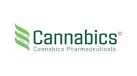 Cannabics Logo (PRNewsFoto/Cannabics Pharmaceuticals Inc.)