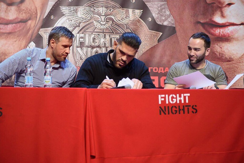 Bigfoot signs deal with Fight Night Global, biggest MMA organization in Europe
