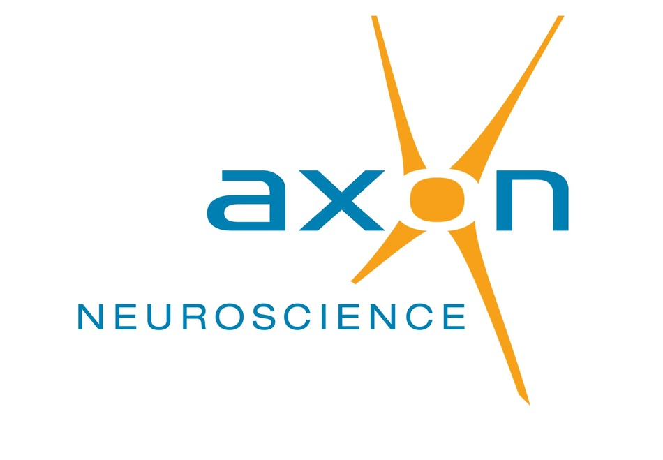 AXON Neuroscience logo (PRNewsFoto/AXON Neuroscience)