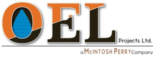 OEL Projects, Ltd., a McIntosh Perry Company (CNW Group/McIntosh Perry Consulting Engineers Ltd.)