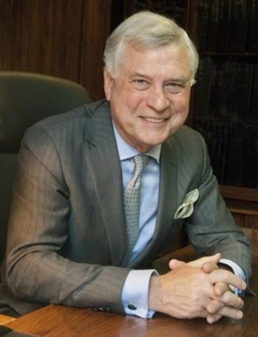 Westmount - le 3 avril 2017 - Le maire de Westmount, Peter F. Trent, a annoncé aujourd'hui  qu'il allait bientôt quitter la vie publique. Il a été élu maire pour la première fois en 1991. « Le moment est venu pour la prochaine génération de prendre les rennes de la mairie », a-t–il déclaré. (Groupe CNW/Ville de Westmount)