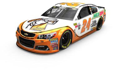 Chase Elliott's No. 24 Chevrolet SS