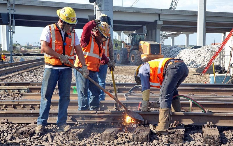 Dedicated employees helped Union Pacific become the safest U.S. Railroad in 2016, which also marked the best annual employee safety performance in the company's 154-year history.