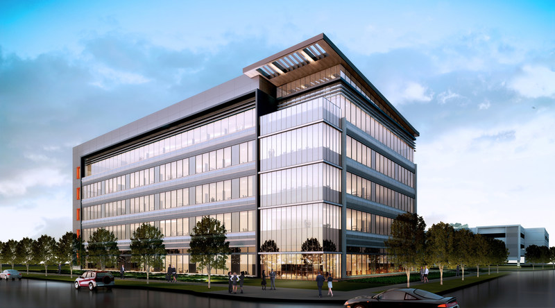 One Bethany at Watters Creek Exterior Rendering