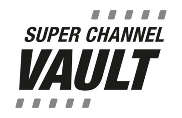 Super Channel VAULT to launch April 28. Newly branded channel brings a carefully curated collection of fan favourite films to movie-lovers. (CNW Group/Super Channel)