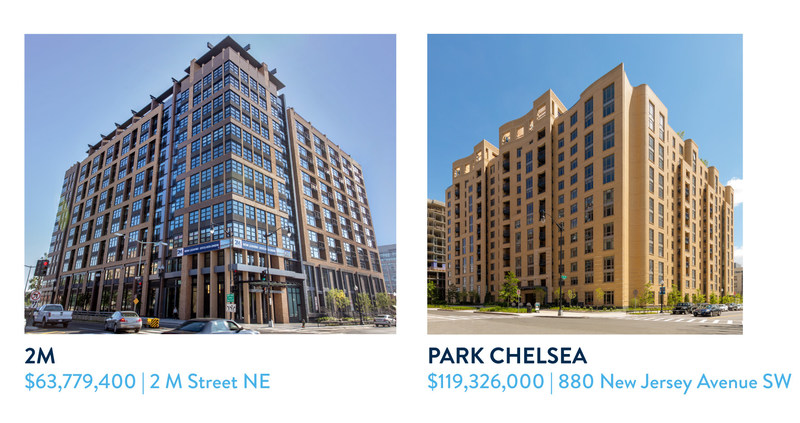 2M and Park Chelsea Apartments