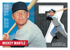 Panini America, Mickey Mantle Estate Announce Multiyear Trading Card and Memorabilia Partnership