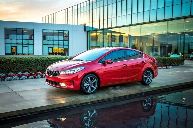 Kia Motors Announces March Sales